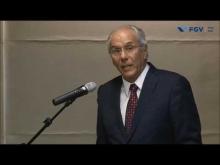 """Embedded thumbnail for Seminário: """"Política Monetária no Brasil"""" - Palestra de Encerramento"""