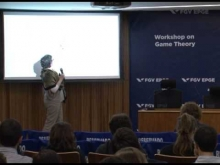 Embedded thumbnail for FGV/EPGE - Workshop on Game Theory – Inés Macho Stadier 6/9