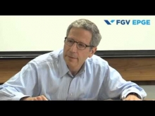 "Embedded thumbnail for FGV/EPGE Palestra ""Election and Strategic Voting: Condorcet and Borda"" – Professor Eric Maskin (3/3)"