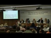 Embedded thumbnail for Vinte Anos da Nova Lei de Diretrizes e Bases da Educação Nacional - Sessão 4/4