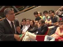 Embedded thumbnail for Palestra de Boas-Vindas da Graduação - As 4 prerrogativas da profissão de economista