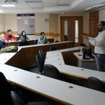 Diretor de Ensino da FGV EPGE recebe interessados em participar do programa de Doutorado - 22/08/2017