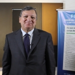 Former President of the European Comission José Manuel Barroso Talks about FGV EPGE - 31/07/2017