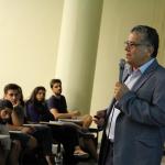 Palestra no CATE/UFRJ a convite do Professor Hugo Boff - 24/04/2017