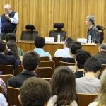 """Palestra de Ney Ottoni Brito sobre """"Evolução de Finanças e Mercados Financeiros Nacionais"""" - 22/05/2017"""