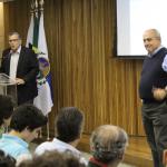 Lecture by Ney Ottoni Brito on