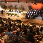Formatura do Curso de Graduação - 24/03/2017