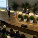 Aula Inaugural da Graduação com Ilan Goldfajn - 24/03/2017