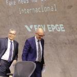 """Palestra com o Cônsul-geral da Alemanha: """"Fake news no contexto internacional"""" - 22/05/2018"""