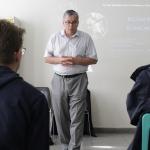 Palestra do Professor Rubens no Colégio São Paulo - 30/05/2018