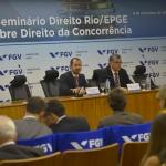 EPGE e Direito Rio Promovem I Seminário Sobre Direito da Concorrência - 09/11/2015