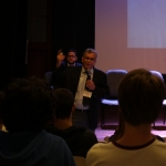 Palestra do Professor Rubens Penha Cysne no Colégio Santo Inácio - 13/06/2018