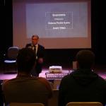 Lecture by Professor Rubens Penha Cysne at Colégio Santo Inácio - 06/13/2018