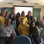 Confraternização Copa 2018 - Bra x Mex - 02/07/2018