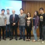 "DAE FGV Promove Palestra ""Perspectivas da Economia Brasileira"" com Gustavo Loyola - 16/11/2015"