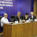 "Seminar ""Religious Missions and Basic Education in Brazil"" - 08/31/2018"