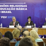 """Seminar """"Religious Missions and Basic Education in Brazil"""" - 08/31/2018"""