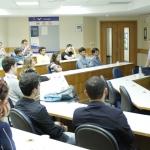 Coordenador de Pós-Graduação Acadêmica recebe interessados em participar do programa de Doutorado - (30/08/2018)