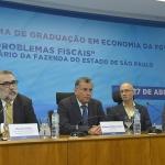 Aula Magna da Graduação em Economia com o Secretário de Fazenda do Estado de São Paulo Renato Villela - 27/04/2015
