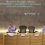 Seminar Radical Markets: reinventing capitalism and democracy for a just society promoted by FGV EPGE and IBRE - 04/02/2019