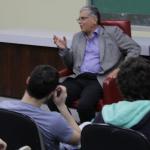 Diretor da EPGE profere palestra na UFRJ para candidatos ao Mestrado/Doutorado - (17/06/2019)