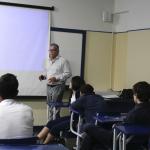 Palestra do Professor Rubens no Colégio Sagrado Coração de Maria - (22/05/2019)