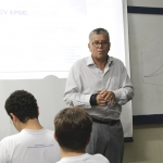 Lecture by Professor Rubens Penha Cysne at Colégio Sagrado Coração de Maria - (05/22/2019)