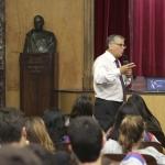 Palestra do Professor Rubens Penha Cysne no Colégio Liceu Franco- Brasileiro - 29/08/2019