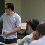 Coordenador de Pós-Graduação Acadêmica recebe interessados em participar do programa de Doutorado - 2º Encontro com a Coordenação - 18/09/2019