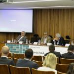 """MESA REDONDA – """"Parcerias Público Privadas, Concessões Públicas e Fundos de Investimento em Infraestrutura"""""""