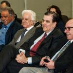 Palestra com Ministro Bernardo Cabral: A realidade brasileira atual e a imensidão do problema - 26/09/2016