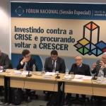 Fórum Nacional 2016 - 14/10/2016