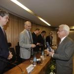 Formatura dos Programas de Mestrado e Doutorado da EPGE - 20/09/2012
