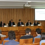 Série Temas Contemporâneos da EPGE discute Matemática Financeira e Judiciário - 22/10/2013