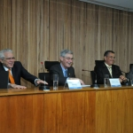 Nobel Prize Robert E. Lucas Jr delivers End-of-Year Lecture at EPGE - 17/12/2013