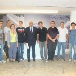 Aula Magna da Graduação com Professor José Julio Senna - 16/03/2012