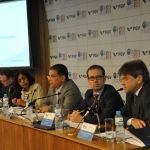EPGE sedia lançamento de pesquisa da Organização para Cooperação e Desenvolvimento Econômico (OCDE) no Rio - 01/11/2011