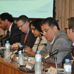 EPGE hosts launch of research from the Organization for Economic Cooperation Development (OECD) in Rio - 01/11/2011