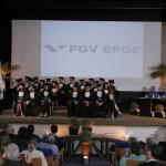 FGV/EPGE realiza formatura da graduação