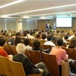 Aula Magna da Graduação em Ciências Econômicas recebe os novos alunos de 2011 - 23/02/2011