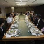 Eric Maskin na FGV EPGE - Almoço com professores convidados -12-13/03/2014
