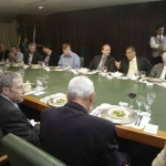 Eric Maskin at FGV EPGE - Lunch with Professors - 12-13/03/2014
