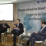 President of the European Commission, José Durão Barroso, at EPGE - 21/07/2014