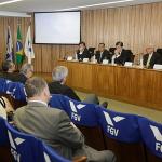 EPGE honors Professor João Paulo dos Reis Velloso - 10/04/2013