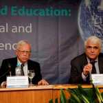 Lecture with James Heckman, Nobel Prize in Economics   EPGE FGV - 26-27/10/2011