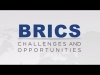 Embedded thumbnail for BRICS - Desafios e Oportunidades - India and South Africa: Growth challenges and prospects