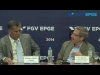 "Embedded thumbnail for FGV EPGE Palestra ""Election and Strategic Voting: Condorcet and Borda"" – Professor Eric Maskin (2/3)"