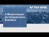 """Embedded thumbnail for Seminário """"Modernização da Infraestrutura Brasileira"""" (Encerramento)"""