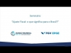 Embedded thumbnail for Felipe Salto profere palestra em Seminário EPGE/Banco Mundial sobre Ajuste Fiscal