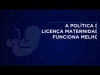 Embedded thumbnail for Think Tank FGV - Women lose work after having children, with Cecilia Machado